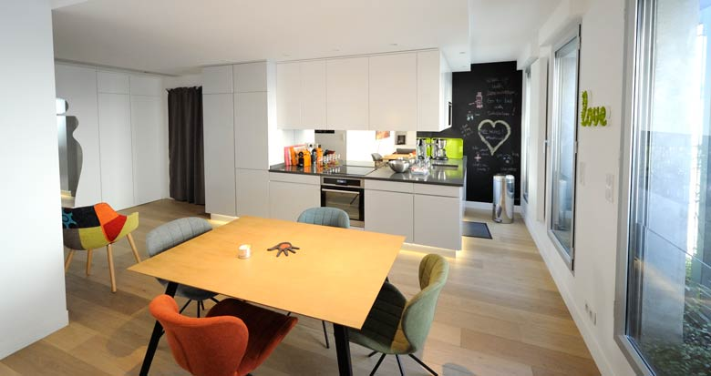 Architecte d int rieur lyon travaux de r novation et am nagement d int rieur - Idee d amenagement interieur ...