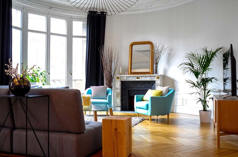 Moderniser un appartement haussmannien vétuste   Créateurs d ...