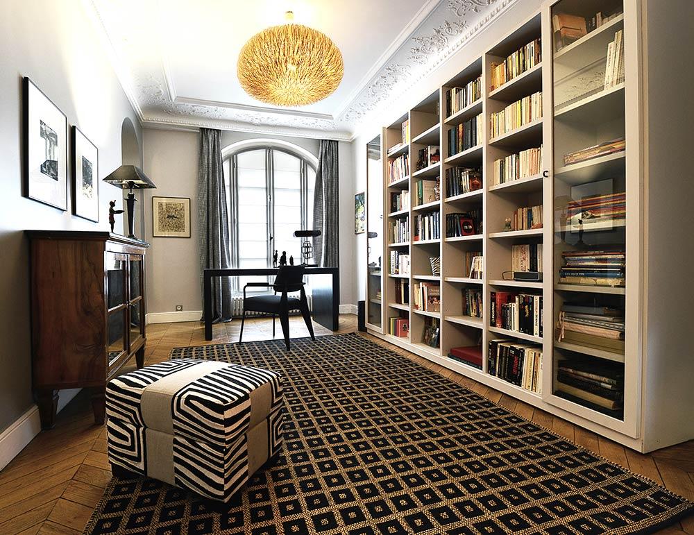 Appartement Haussmannien De 220m2 D Coration D 39 Int Rieur Paris