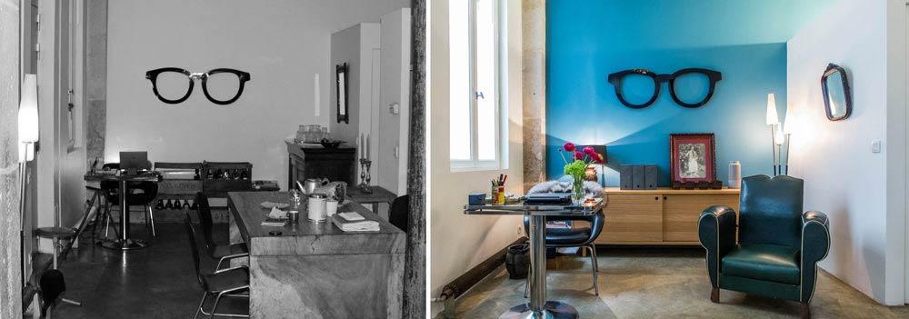 Rénovation d'un loft à Paris