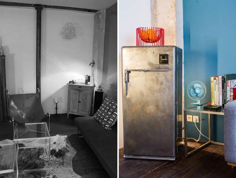 Aménagement et décoration d'une cuisine ouverte
