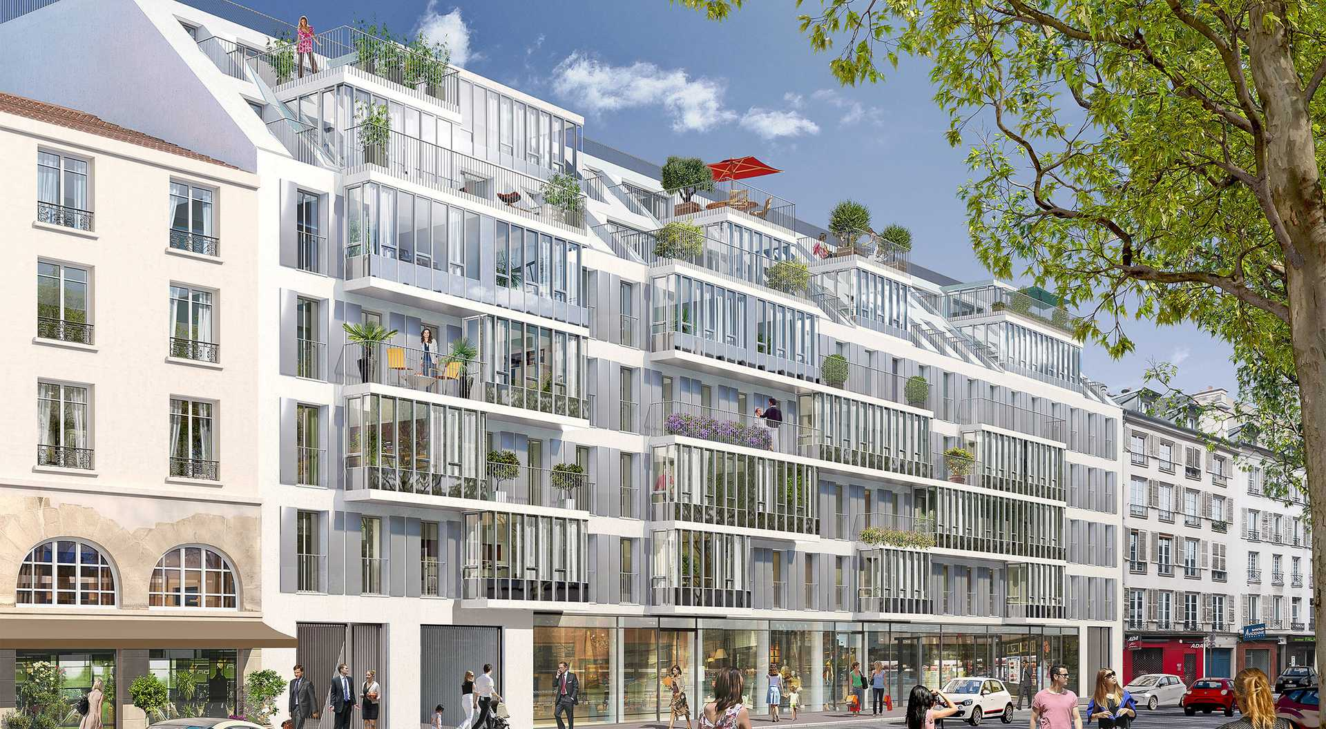 "Benefit from expert advice to make the right decisions before buying a new ""VEFA"" apartment in Lyon area (Vente en l'état futur d'achèvement - Buying before construction)."