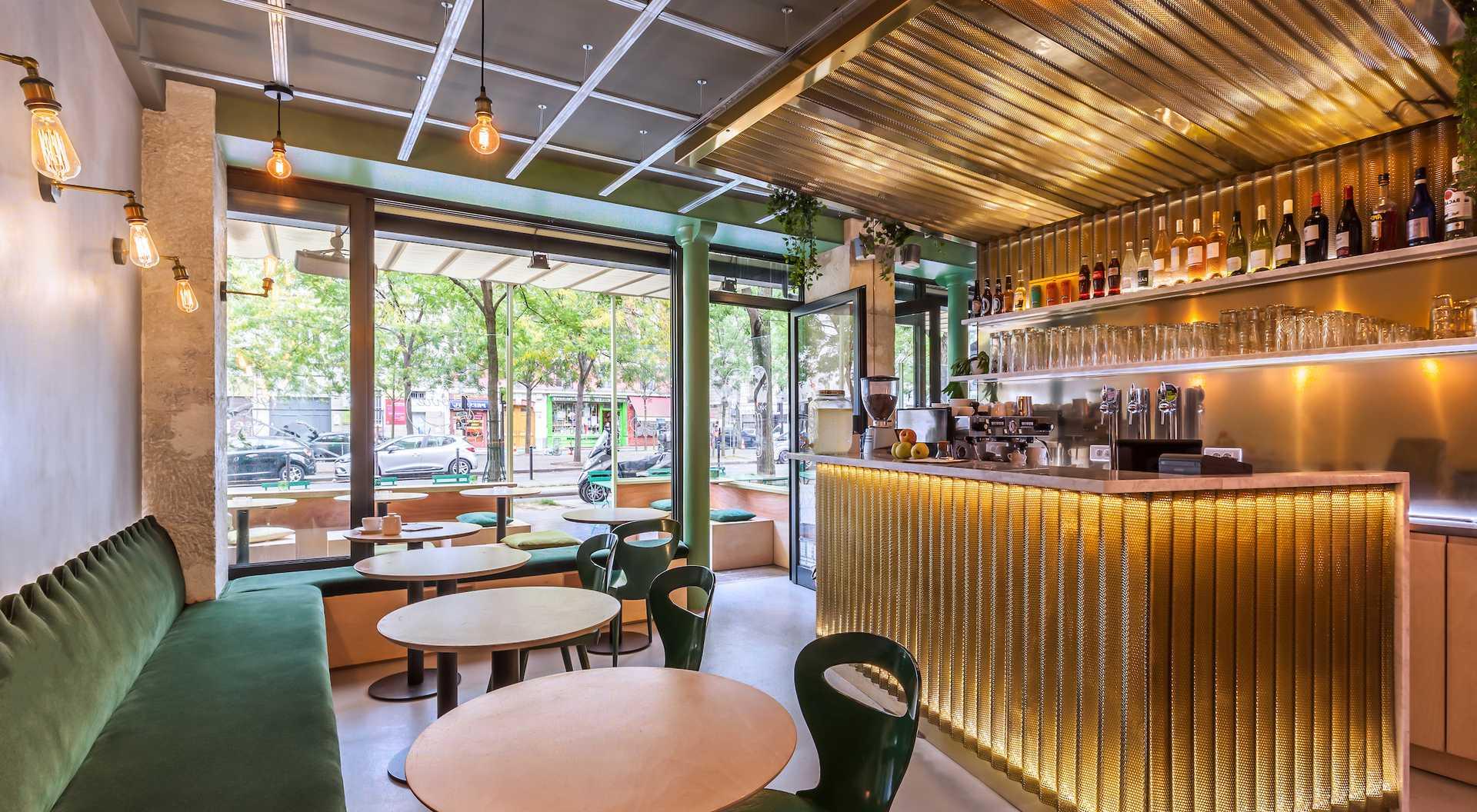 Entreprise D Architecture Lyon architecture commerciale à lyon : aménagement boutique